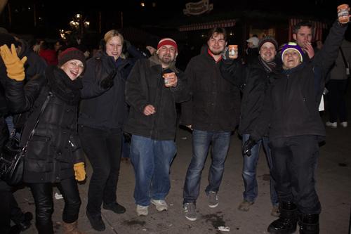 Betrunken Gutes Tun Nürnberg 2012