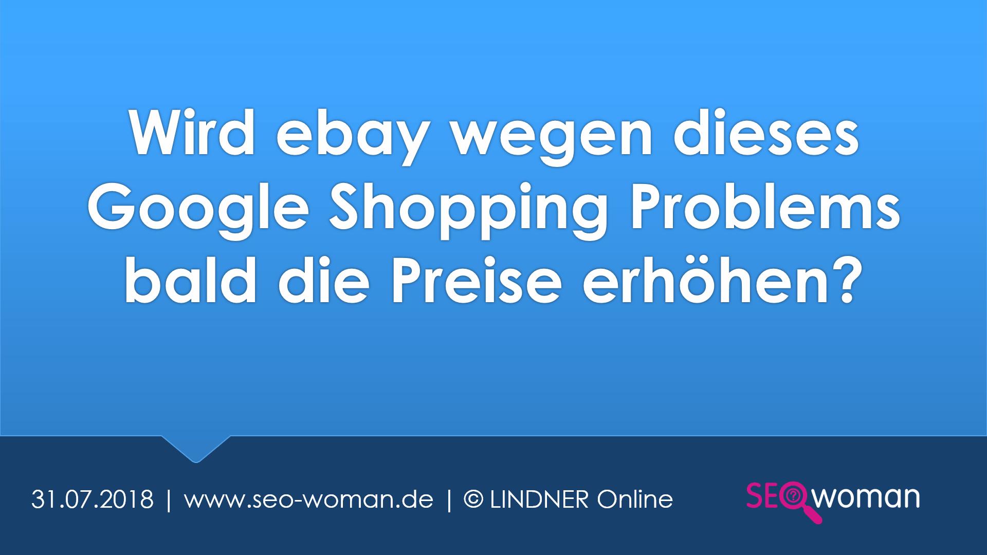 Wird Ebay bald die Preise erhöhen?